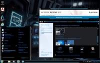 Торрент скачать Легкая сборка Windows 7 Ultimate SP1 7601.24556 RU-RU GAM (x86-x64)