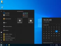 Торрент скачать Windows 10 Pro 2004 b19041.508 x64 ru by SanLex (edition 2020-09-12)