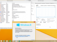 Торрент скачать Windows 8.1 с обновлениями 6.3 (build 9600.19812) x86/x64 (24in2) Sergei Strelec