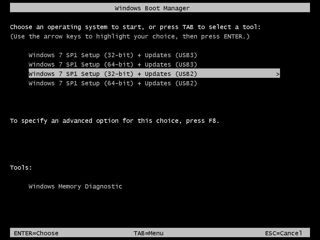 Обновленная сборка Windows 7 SP1 х86-x64 by g0dl1ke 21.04.15